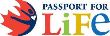 Passport for Life Logo En